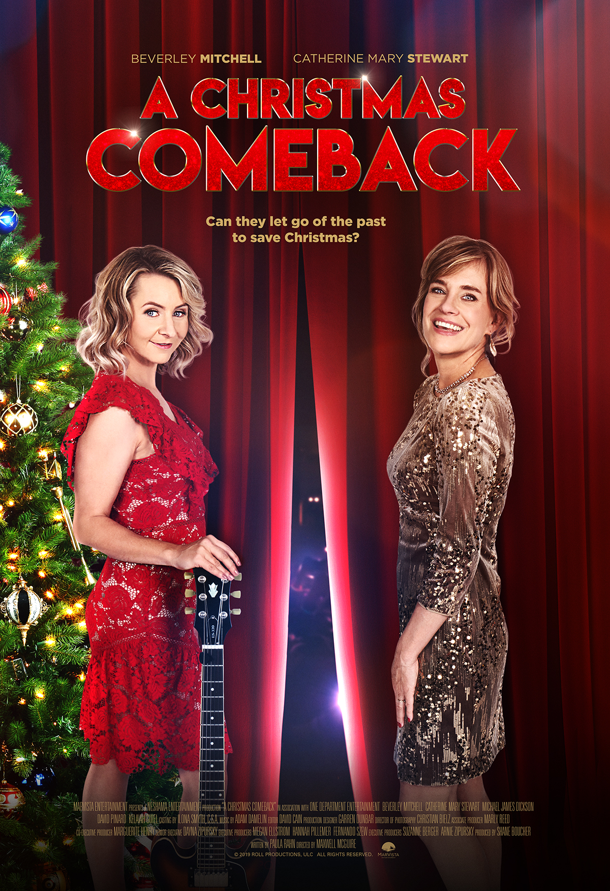 A Christmas Comeback