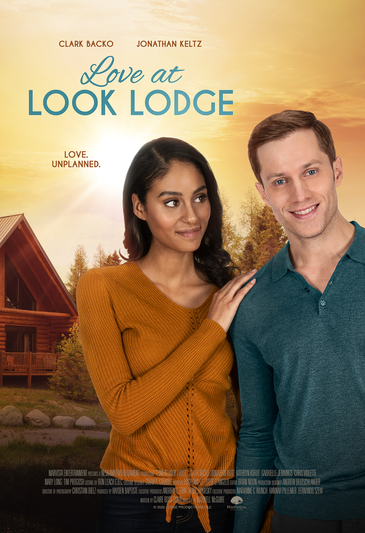 Love at Look Lodge
